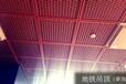 上海地铁吊顶隔断铝拉网板/菱型铝板网规格尺寸/上海申衡