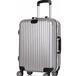 供應鋁框拉桿箱萬向輪行李箱帶扣旅行箱廠家直銷爆款訂制一件代發