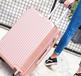 供應廠家直銷新復古拉鏈箱abs+pc拉桿箱萬向輪行李箱20寸24寸旅行箱