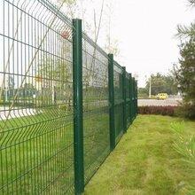 護欄網鐵絲網圍欄廠家網欄鐵路防護柵欄綠色公路護欄網