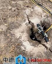 承德矿洞开采用液压分裂棒效果好吗图片
