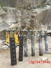 本地新闻路基开挖石头破碎用什么机器乌海-不易损坏图片