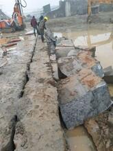 竖井开挖有石头用劈裂棒效果哪里有卖江西新余图片