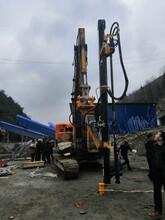 郴州开渠用胀裂石头设备需要什么机械设备工作原理图片