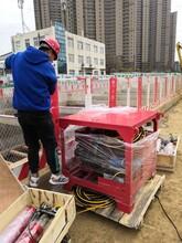 信阳劈裂机代替风镐取代炸药矿山开采机器当地经销商图片