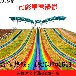 貴州六盤彩虹滑道建設廠家山體大型仿真滑道