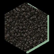 地下水除铁锰滤料有效吸附去除重金属、砷、硫化氢德国KL滤料图片
