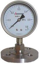 隔膜压力表图片