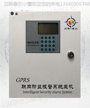联网报警--GPRS网络联网报警主机图片