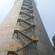 水泥烟囱安装螺旋梯