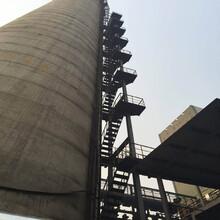 优选:黔西烟囱之字梯安装公司案例图片