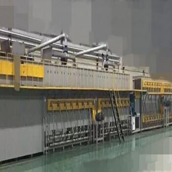 特种隔膜机械设备生产线