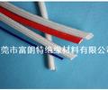 硅橡胶玻璃纤维套管内胶外纤自熄阻燃防老化