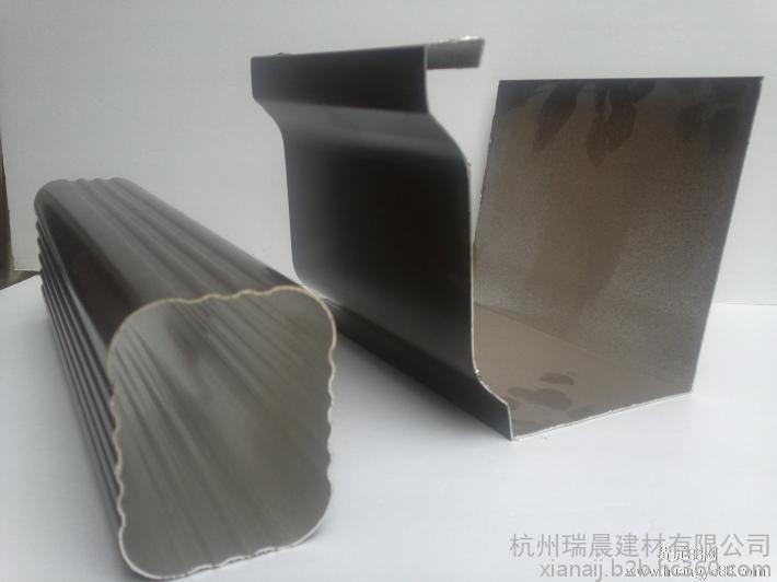 来宾铝合金水管铝合金天沟