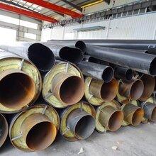 哪里有无毒8710防腐螺旋钢管?安徽六安防腐钢管全国发货图片