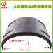 批發小半圓單輪單胎塑料擋泥罩輪胎擋泥瓦帶滑道1080480擋泥殼