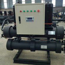 空气能水源热泵商家供应大型商场水源热泵设备图片