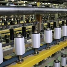 高速橡筋线机,劳保手套橡筋线机图片