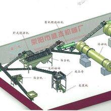 供應有機肥生產線小型生物有機肥設備廠