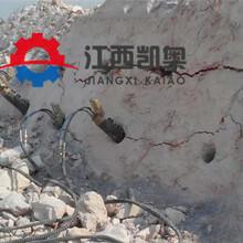 岩石机载式劈裂机供应商图片