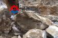 岩石劈裂机用于采石劈裂棒
