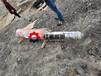 岩石分裂机怎么套定额咸宁石头液压劈裂机防爆