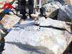 液壓開山機一天開多少方天津地基劈裂機