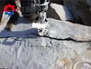 劈石器一天能出多少方量青海海西液压劈裂机效果视频