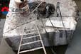 液壓劈裂機路基擴建德陽石料液壓劈裂機