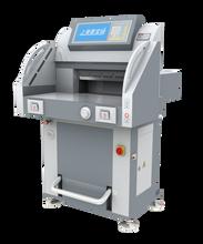上海香宝XB-AT551-09双液压超静音切纸机(德国波拉结构)图片