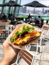 溫州快餐漢堡加盟總部圖片