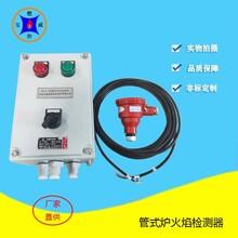 燃料加熱爐紫外線火焰檢測裝置,寶威燃控BWZJ-13火焰檢測器圖片