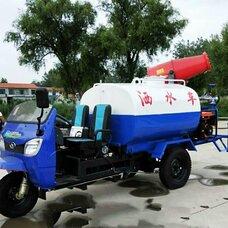 農機霧炮除塵灑水車,小型綠化灑水降塵車,農機多功能綠化灑水車,農機綠化除塵灑水車