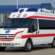 泸州长途120救护车出租转院回家图片