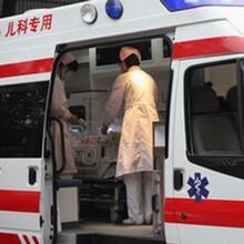 石河子私人120救护车转运--收费合理图片
