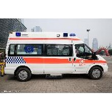 滁州私人120救护车转运--随叫随到图片