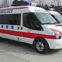 沧州120救护车转运跨省转运图片