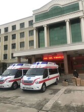 北京良乡120救护车转运价格便宜图片