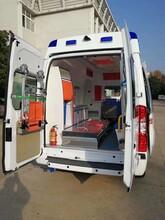 广州私人120救护车出租哪里能租图片
