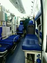 北京妇产120救护车出租--需要多少费用图片