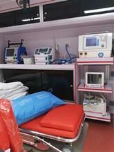 阿里长途救护车出租中心服务价格图片
