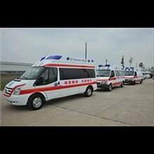 厦门长途120救护车出租-正规公司图片