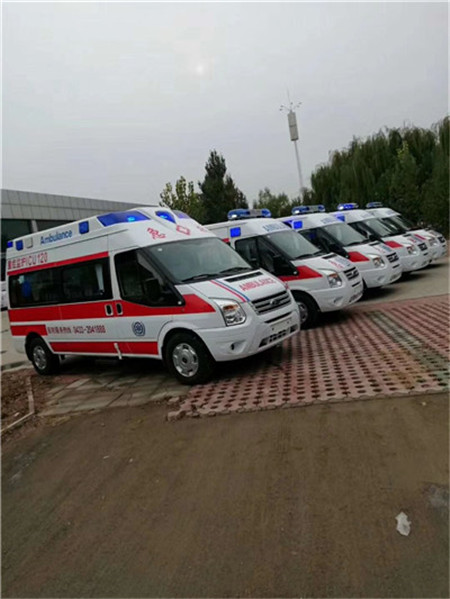 福州长途120救护车出租正规公司