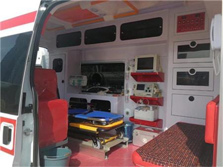 福州新生儿0救护车转运价格低价