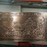 来图定制原材质铝板浮雕壁画厂家批发价