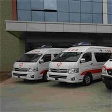 喀什长途救护车出租转运标准咨询图片