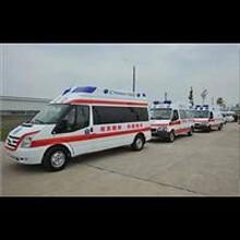 宜春长短途救护车出租图片