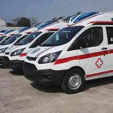 北京大兴长途救护车出租转运标准咨询图片