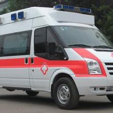滁州120救护车出租公司机构图片
