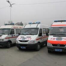 塔城120救护车带设备出租-会展保障租车图片